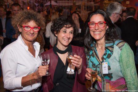 Photographe événementiel à Chambéry : Apéritif Au Centre Des Congrès Le Manège