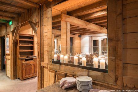 Photographe Hôtel 3 Vallées : Entrée Vers Le Restaurant