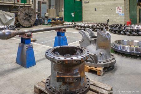 Photographe Industriel Professionnel : Visite De L'atelier SRH EDF D'Albertville