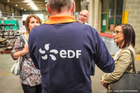 Photographe Industriel Professionnel : Aper'Eco Au SRH EDF D'Albertville