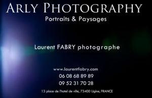 coordonnées photographe professionnel Laurent FABRY