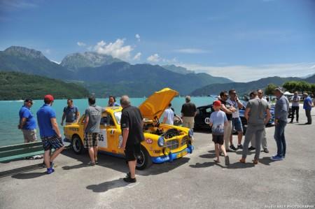 Photographe Professionnel Rallye Automobile à Annecy