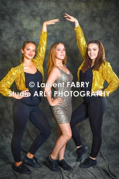 Photographe Professionnel Portraits De Danseurs