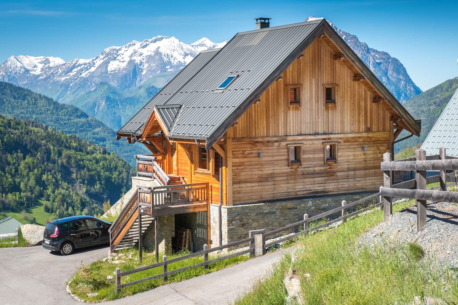 Photographe Immobilier De Montagne