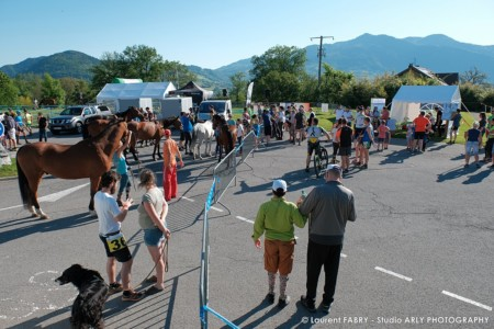 Photographe Raid Multi-sports Dans Les Alpes