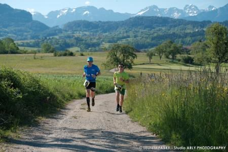 Photographe De Trail En Haute Savoie
