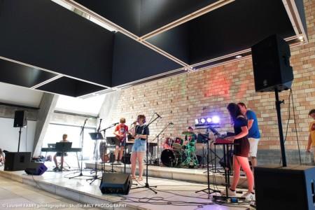 Fête De La Musique à Ugine, Savoie