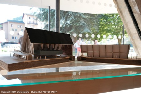 Maquette Architecture En Savoie