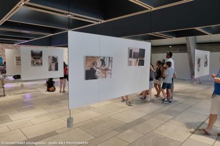 Inauguration Du Centre D'Art Curiox, à Ugine