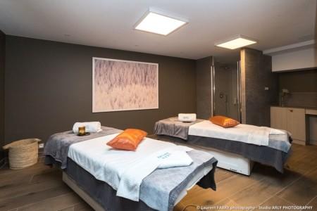 Visite De La Résidence De Tourisme à Méribel : Le Spa