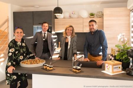 Photographe Promoteur Immobilier Haute Savoie : Anniversaire 20 Ans Vivialys