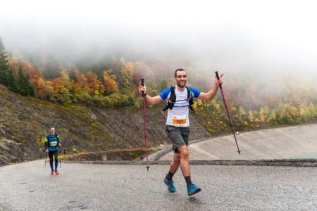Photographe Trail Running Tarentaise : EDF Trail Vallées D'Aigueblanche