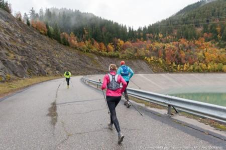 Photographe Trail Running Tarentaise