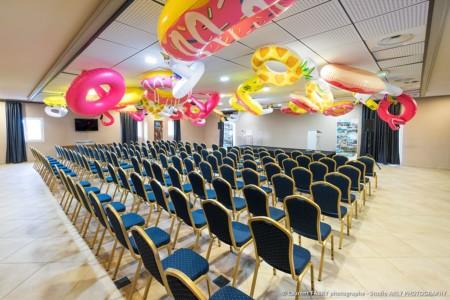 Salle De Conférence Plénière