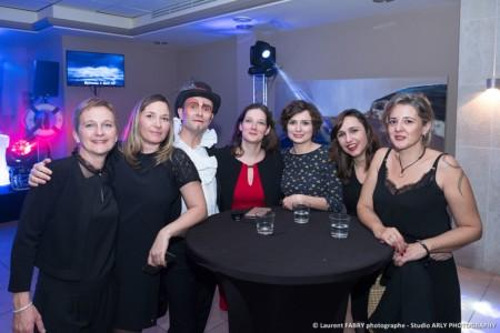 Groupe Soirée Séminaire Entreprise