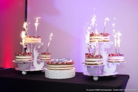 Gâteau Anniversaire Séminaire Entreprise