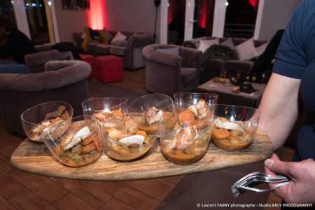Plateau Cocktail Séminaire Entreprise