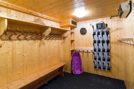 Ski Room Chalet En Vanoise