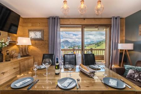 Photographe Location Immobilière En Maurienne : Salon Salle à Manger