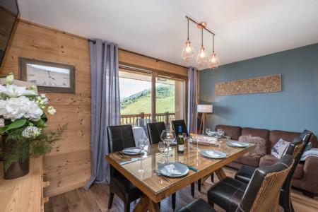 Photographe Location De Vacances En Maurienne : Salon Salle à Manger