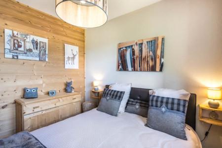 Photographe Immobilier En Maurienne : Chambre Parents Décoration Montagne