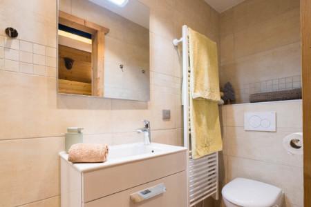 Photographe Appartement En Maurienne : Salle De Bains