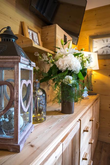 Photographe Immobilier En Maurienne : Décoration Florale