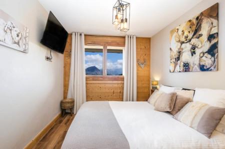 Photographe Immobilier En Maurienne : Chambre Parents