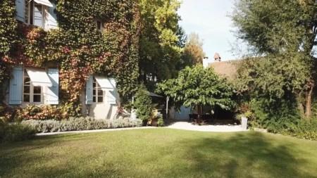 Shooting Immobilier Par Drone (capture D'écran De La Vidéo)