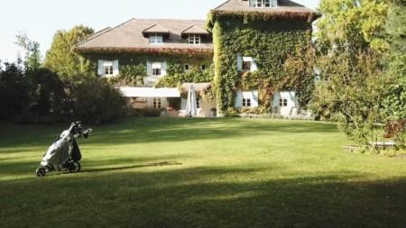 Propriété Près D'Annecy Et Clubs De Golf (capture D'écran De La Vidéo Drone)